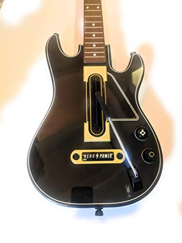Guitar Hero Live Guitar Controller with Strap and USB Dongle but no Outer Box (PS4)