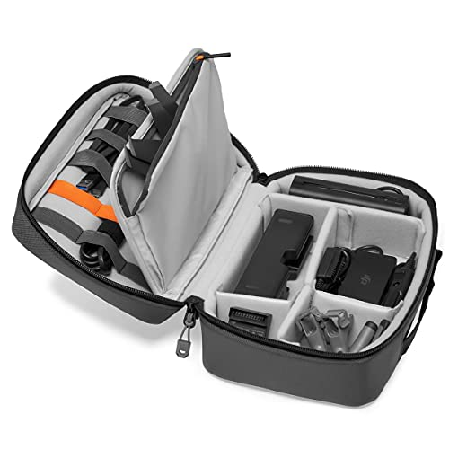 Lowepro LP37270-PWW Pro Trekker BP 550 AW II Kamerarucksack für 15-Zoll-Laptop/iPad, spiegellose Profikamera/DSLR, Sony, Canon, Nikon, Gimbal, Drohne, DJI Osmo Pro, DJI Mavic Pro, schwarz/dunkelgrau