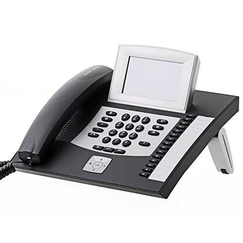 Auerswald COMfortel 2600, schwarz, 90116 inkl. AB. zur Nutzung der AB-Funktion muss eine SD-Karte eingelegt werden, Produktklasse C