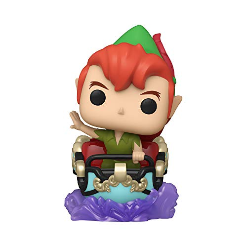 Funko Pop! Ride: Disney 65 - Peter & Flight Vinyl Figure