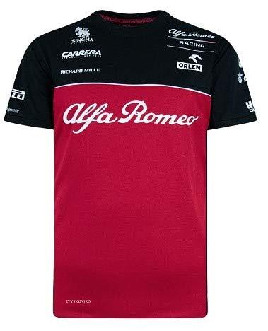 Sauber Motorsport AG Alfa Romeo Racing Replica Race Technical T-Shirt 2020 - Men (M)