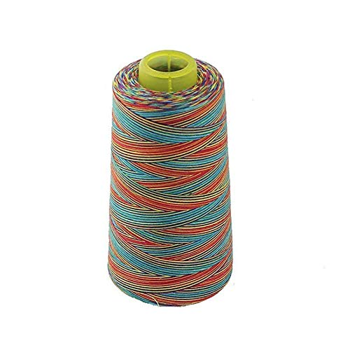 CHENTAOCS 40S/2 1 Spool Naaien Thread Yard Machine Industrial Polyester Jeans Naaidraad Voor Naaimachine 3000 Yards Gemakkelijk te gebruiken