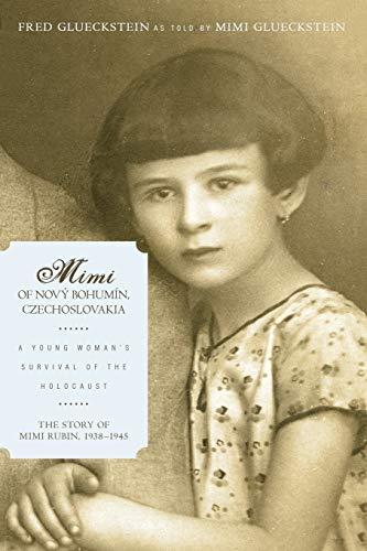 Mimi of Nový Bohumín, Czechoslovakia