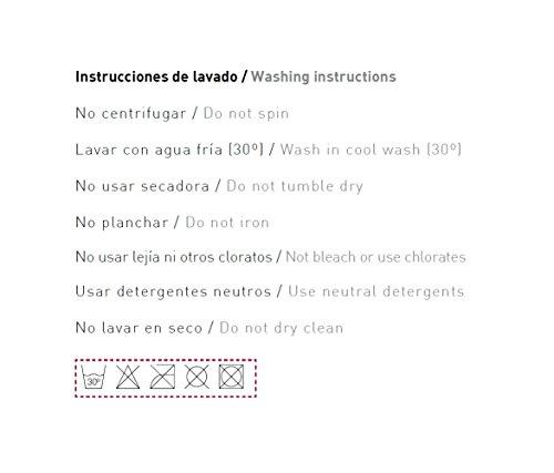 Textilhome - Copridivano TEIDE Elasticizzato, Taglia 2 Posti - 130 a 180 cm. Colour Rosso