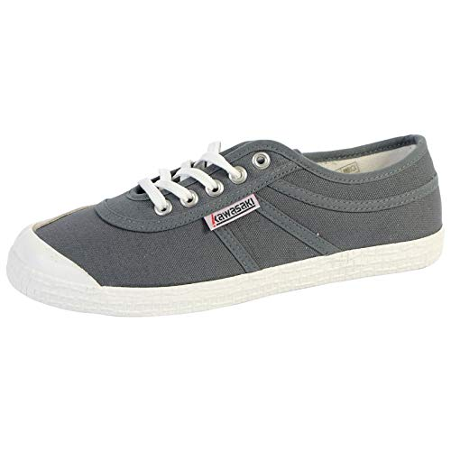 Kawasaki Original Sneaker Herren Grau - 39 - Sneaker Low Shoes