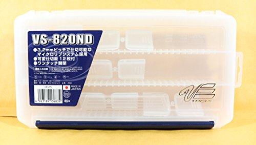 メイホウ(MEIHO) VS820ND クリア