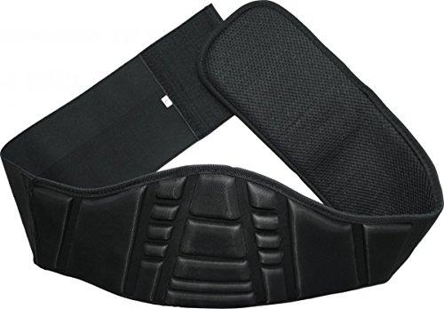 German Wear Faja Lumbar Moto motorradnierengurt Safety espalda correa, tamaño: XL