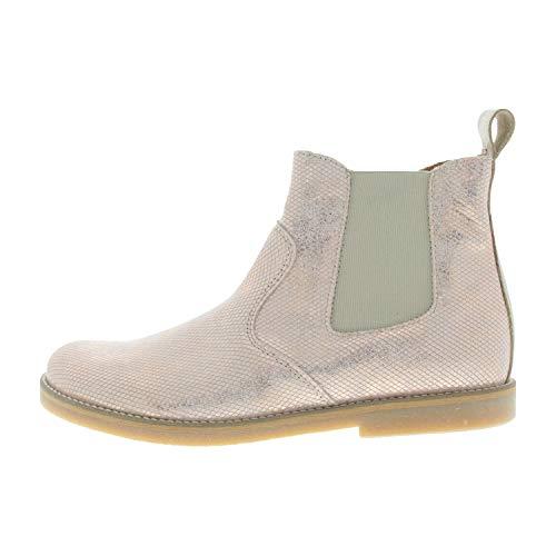 Froddo Damen G3160098-9 Girls Chelsea Boots, Pink (Nude+ Ia5), 36 EU