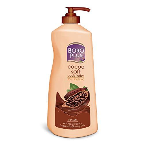 Boro Plus Cocoa Soft Body Lotion, 400 ml @195