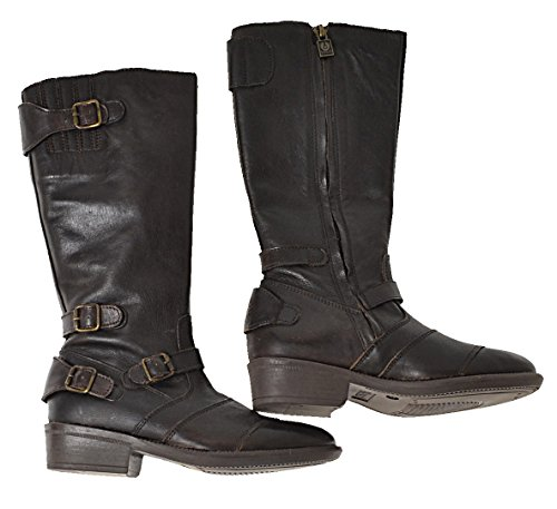 Belstaff Stiefel für Kinder Trialmaster Girl Blackbrown (31)