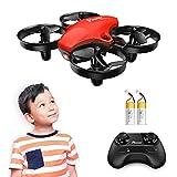 Potensic Mini Drone Drone con Telecomando Quadricottero Funzioni...