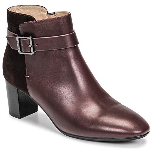 JB Martin Aelis Botines/Low Boots Mujeres Viña - 36 - Botines Shoes