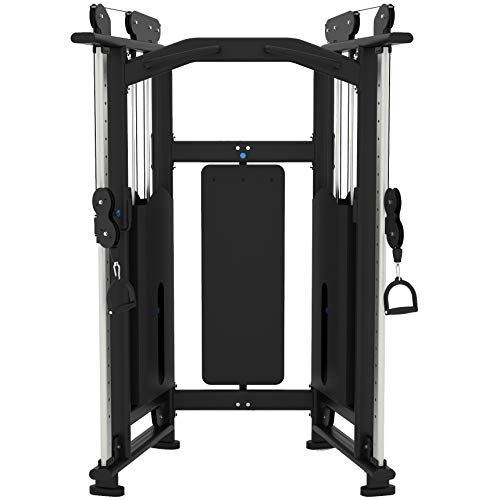 Dione Cable Crossover Pro Gym CC7500 Kraftstation Multi-Kabelzug Functional Training Center