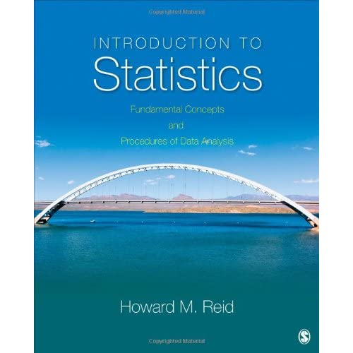 Amazon com: Introduction to Statistics: Fundamental Concepts