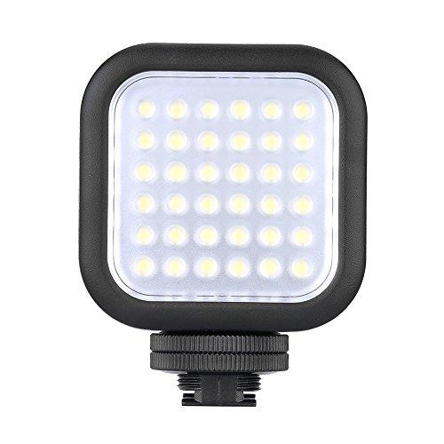 Godox LED36 Luce di Video 36 Luci a LED per DSLR Fotocamera Videocamera Mini DVR