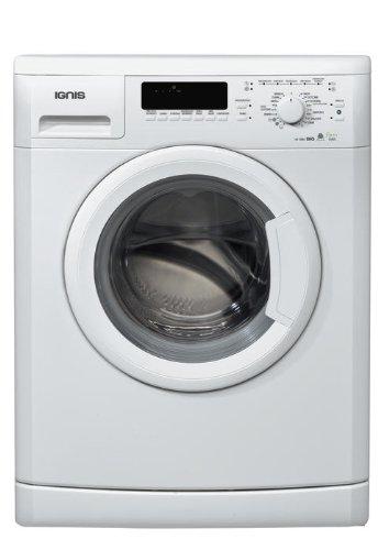 Ignis LEI 1280 Libera installazione Carica frontale 8kg 1200Giri/min A+++ Bianco lavatrice
