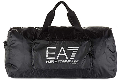 Emporio Armani EA7 Sporttasche Herren Fitness Tasche Umhängetasche Nylon train