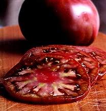 1/4 oz Black Tomato Seeds, Black Russian Krim, Heirloom Tomato Seeds, 2,500ct