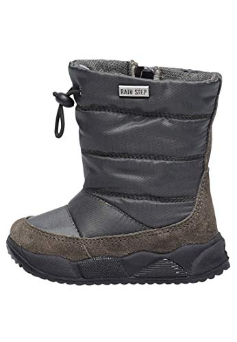 Falcotto FALCOTTO POZNURR-Wattierter Stiefel-Anthrazit grau 19