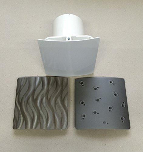 Ventilator Set BEL Arto Typ 100 mit 2 Wechselblenden