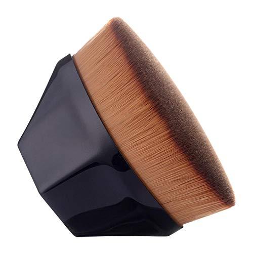 Cepillo de maquillaje portátil BB Crema de polvo suelto Cepillos Cosméticos de alta densidad Cosméticos Cepillo de maquillaje cosm