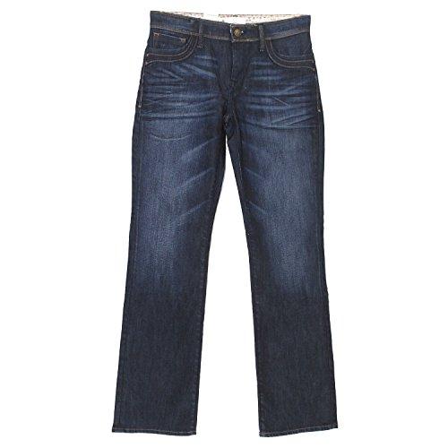 Mavi, Mona, Damen Jeans Hose, Stretchdenim, Rinse Uptown Blue, W 26 L 32 [16826]