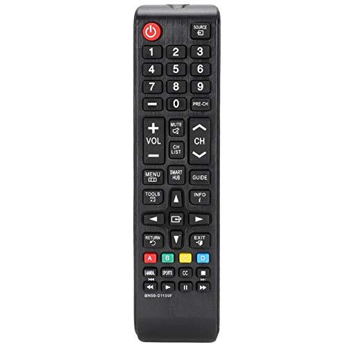 Surebuy Mando a Distancia Smart TV Mando a Distancia Compatible con BN59-01199F