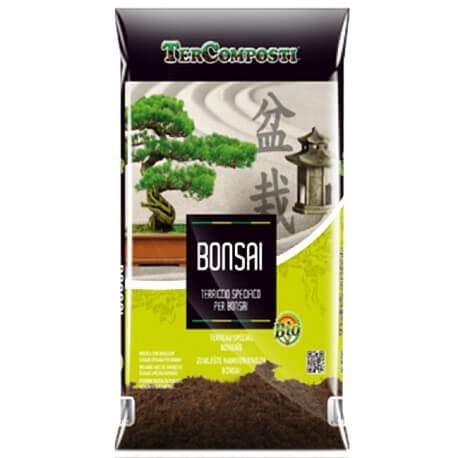 Terra Terriccio substarto specifico per BONSAI 10 litri