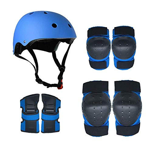 Unisex Schutzausrüstung für Outdoor-Sport, für Jungen und Mädchen, zum Radfahren, verstellbar,...