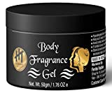 HT HUMAN TOUCH Long-Lasting Body Fragrance Gel with Exotic Perfume for Men