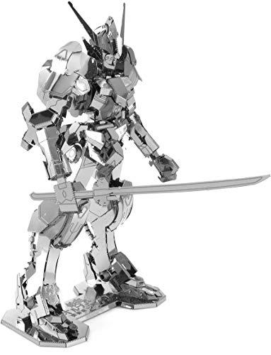 Fascinations Kit de modelo de metal 3D Earth ICONX Gundam Barbatos