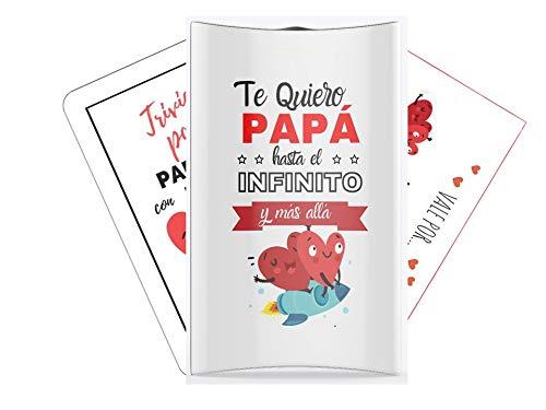 Pack Regalo Papá. Kit Regalo Original para papás, cumpleaños, día del Padre
