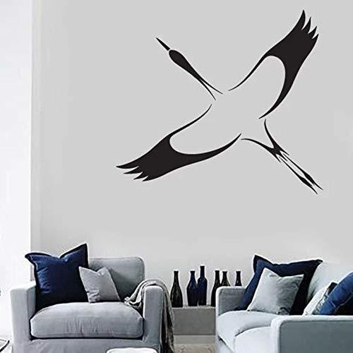 Tianpengyuanshuai muurstickers, vinyl, uien, vogel symbool voor geluk, duurzaam, muurstickers, slaapkamer, woonkamer, decoratie, cadeau