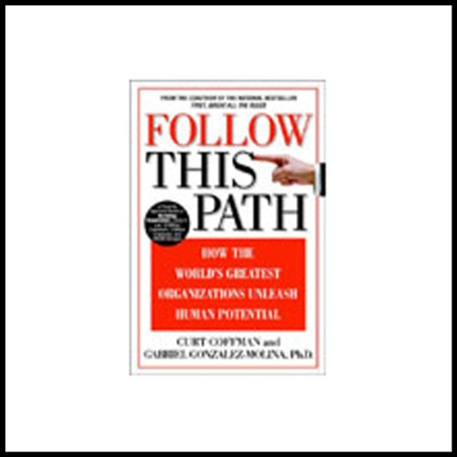Follow this Path audiobook cover art
