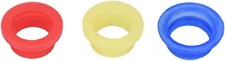 Zouminy 3PCs Engine Exhaust Pipe Tubing Joint Adapter Silicone Gasket for HSP 1/8 RC Nitro Car