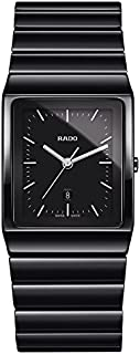 Rado Ceramica Black Analog Watch for Men R21700172