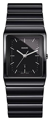 [ラドー] 腕時計 Ceramica(セラミカ) R21700172 メンズ 正規輸入品 ブラック