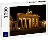Lais Puzzle Puerta de Brandenburgo 1000 Piezas