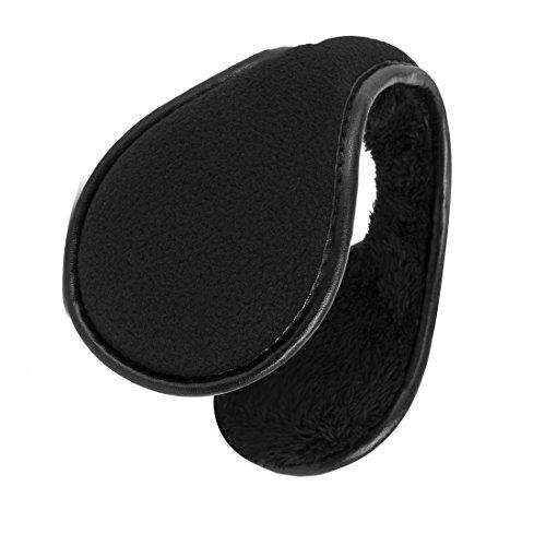 Warm Earmuffs Ear Warmers for Men Women Foldable Fleece Unisex Winter...