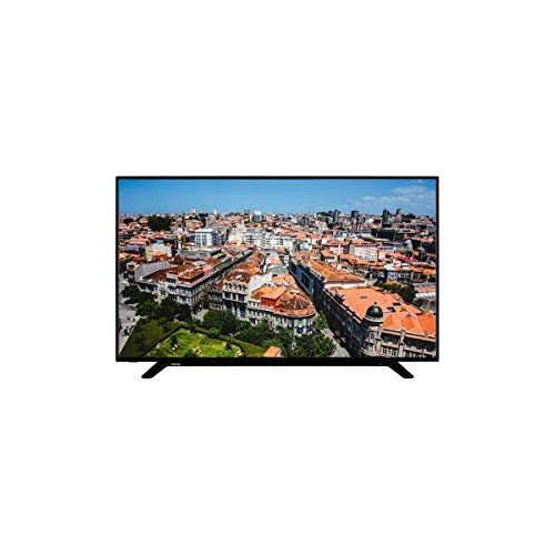 Toshiba 58U2963Dg - Smart TV, Led, 4K HDR, Color Negro, 139,7 Cm (58)