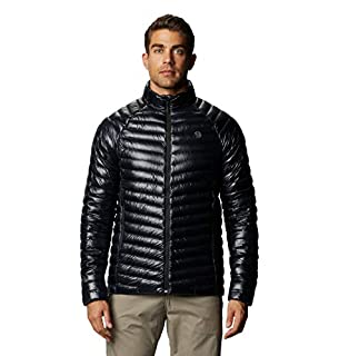 Mountain Hardwear Men's Standard Ghost Whisperer/2 Jacket, Dark Storm, Small (B087QRWX11) | Amazon price tracker / tracking, Amazon price history charts, Amazon price watches, Amazon price drop alerts