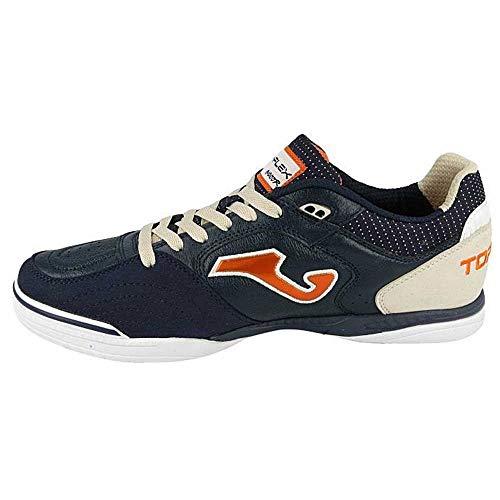 Joma Top Flex 2033 Marino Indoor, Running Shoe Hombre, 44 EU