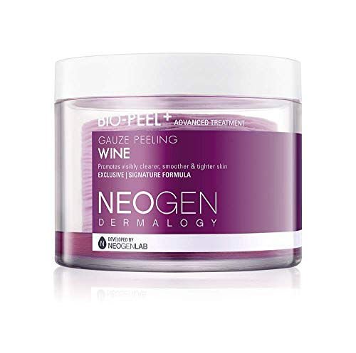 NEOGEN DERMALOGY BIO PEEL GAUZE PEELING WINE 6.76 oz / 200ml...