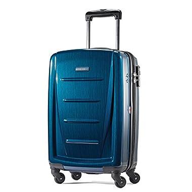 Samsonite Winfield 2 Hardside 20  Luggage, Deep Blue