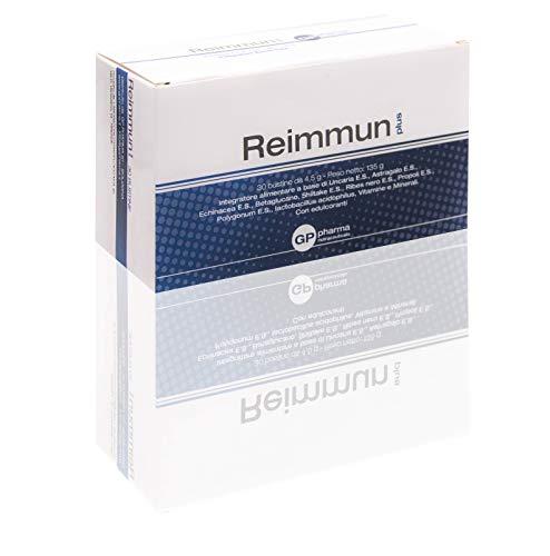Reimmun Plus® Integratore Nutraceutico utile per rinforzare il sistema immunitario e per proteggere le cellule dallo stress ossidativo