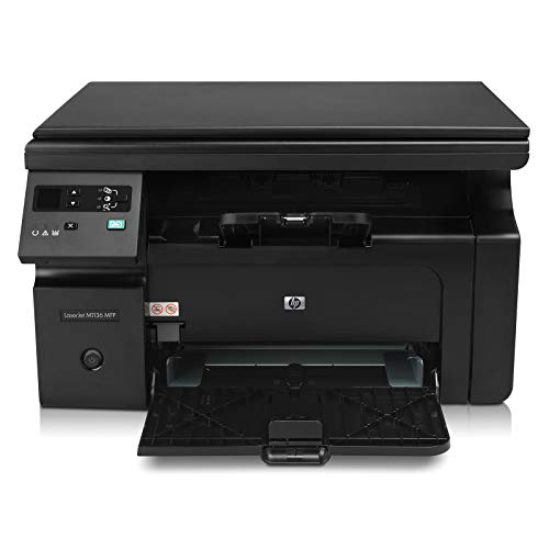 HP Laserjet Pro M1136 Multifunction Monochrome Laser Printer...