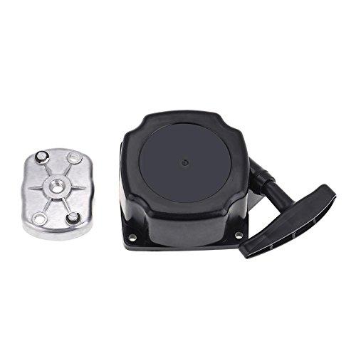 Seacanl Arrancador de Retroceso, arrancador de plástico de plástico Premium para cortacésped,...