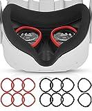 AkoaDa Obiettivo Antigraffio, gli occhiali Myopie da graffi proteggono i visi VR Headset c...