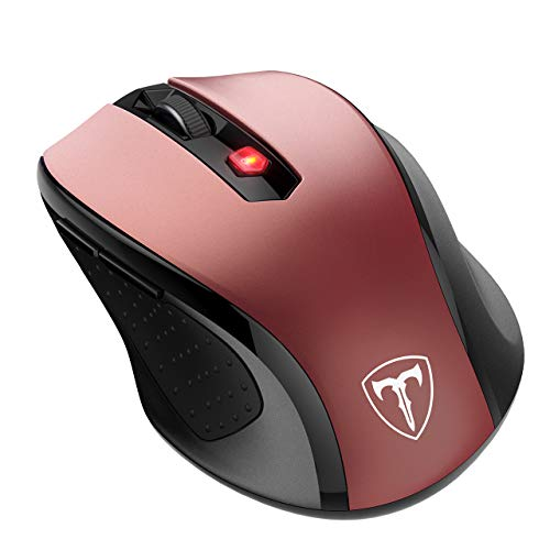 VicTsing MM057 2.4G Wireless Portable Mobile Mouse...