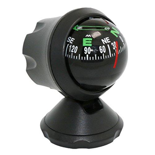Aramox Multi-Function Electronic Vehicle Car Sea Marine Boat Ship Compass Navigation Outdoor